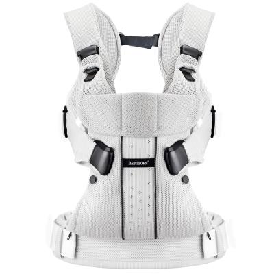 BABY-BJORN-ONE-多功能抱嬰袋-透氣白