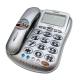 SANLUX 台灣三洋 大字鍵有線電話 TEL-839