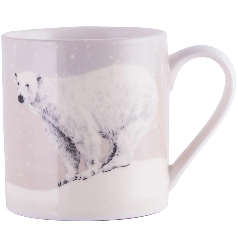 CreativeTops Snow單柄馬克杯(北極熊320ml)