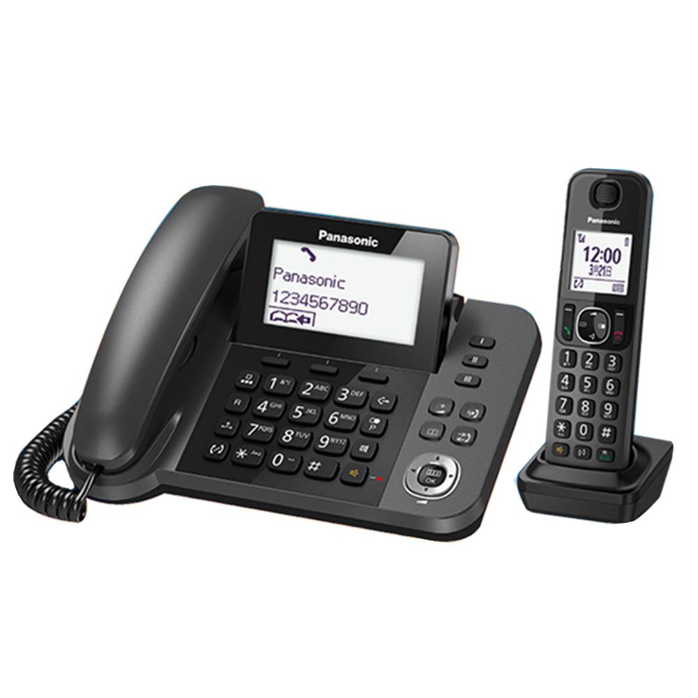 Panasonic KX-TGF310TWJ DECT數位無線電話(親子電話)日本製