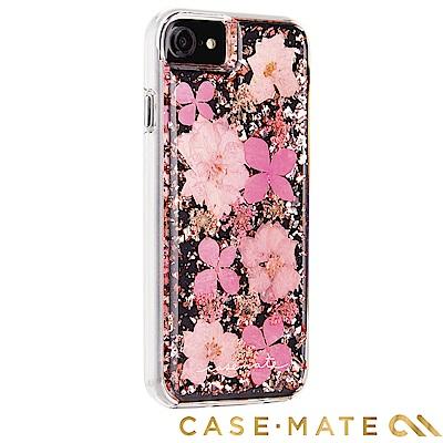 美國 Case-Mate iPhone 8 Petals 璀璨真實花朵防摔手機保...