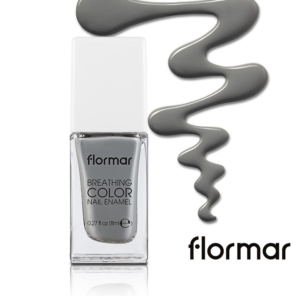 法國Flormar - 漫步義大利-輕羽指甲油 #23 騎士的盔甲