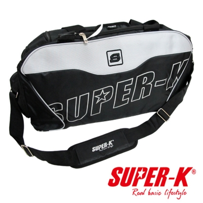 SUPER-K。尼龍旅行包(BS08114)