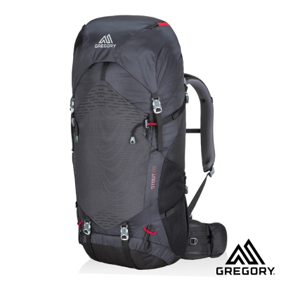 Gregory STOUT 65L 登山背包 煤灰