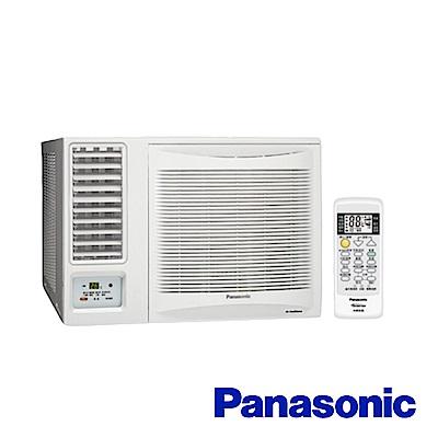 Panasonic國際 8-10坪左吹變頻冷暖窗型冷氣CW-N60LHA2