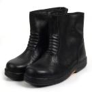 Kai Shin 專業鋼頭安全工作鞋 黑色 M-PLU603YI01-E