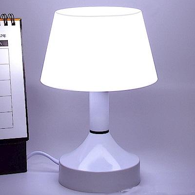 iSFun明亮蘑菇 USB充電檯燈桌燈夜燈 白光