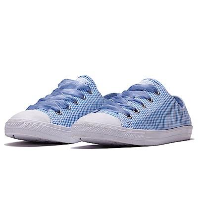 CONVERSE-女休閒鞋560831C-粉藍