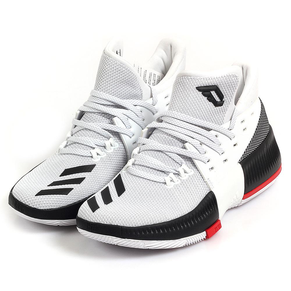 愛迪達ADIDAS D LILLARD 3 J籃球鞋-女