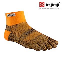 【Injinji】TRAIL野跑避震吸排五趾短襪