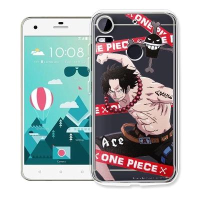 航海王 HTC Desire 10 Pro 透明軟式手機殼(封鎖艾斯)