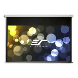 Elite Screens 億立銀幕120吋 4:3 經濟型電動布幕-ELECTRIC120V