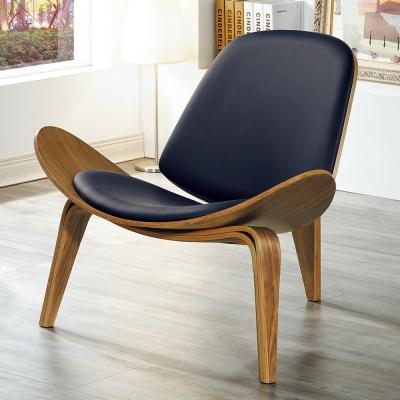 品家居 莫德曲木造型椅-89x78x78cm-免組