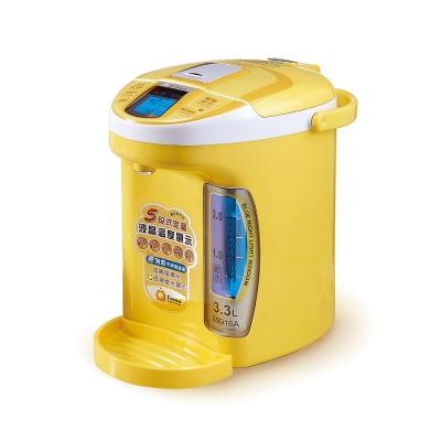 小獅王辛巴 五段式電腦夜光液晶定溫調乳器