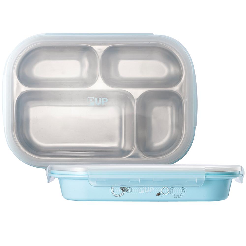 奇哥 PUP 多功能不鏽鋼分隔餐盒