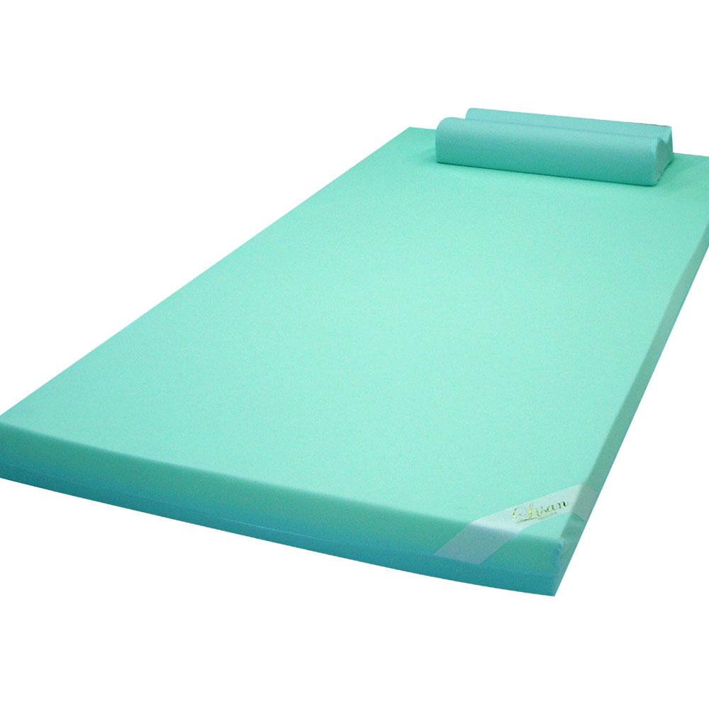Lisan反壓力抗菌惰性入眠保健床—8cm單人