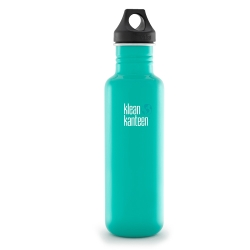 美國Klean Kanteen不鏽鋼瓶800ml-潮汐藍