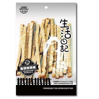 MDOBI摩多比-生活日記 狗零食 雞肉鱈魚條80g-3包組