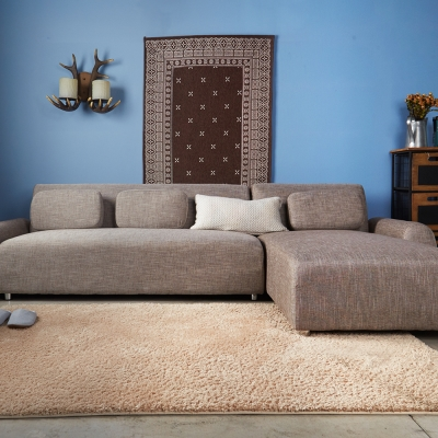 H&D MARUCCO摩洛珂二代極簡加厚L型沙發(2色)