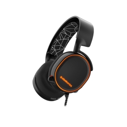 SteelSeries Arctis 5 耳機麥克風(黑)