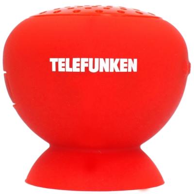 『福利品』德國TELEFUNKEN德律風根 防潑水藍牙4.0聲控蘑菇揚聲器
