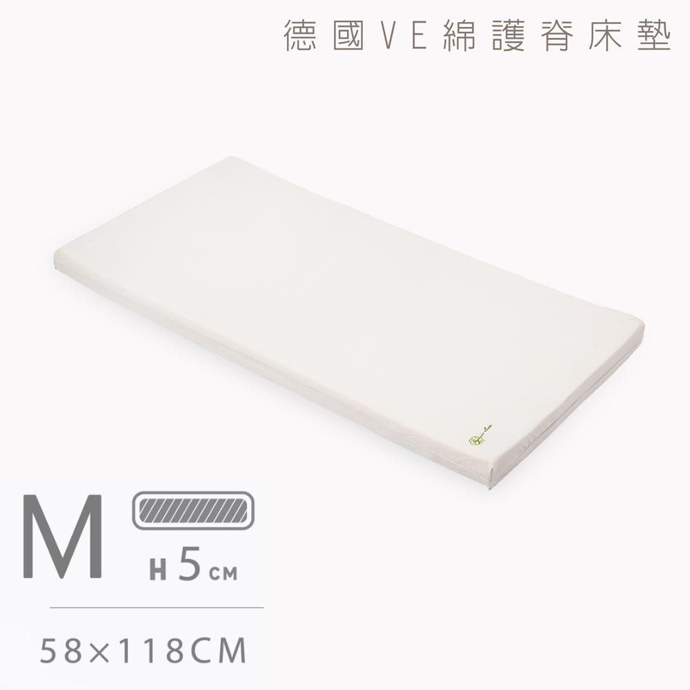 媽咪小站-Mammy Shop VE 嬰兒護脊床墊 5cm (M)