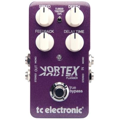 tc electronic Vortex Flanger 效果器