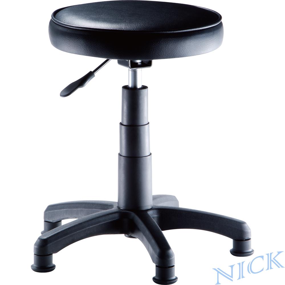 NICK 圓型吧檯椅(固定腳)