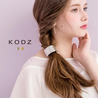 東京著衣-KODZ 金屬髮圈(共二色)