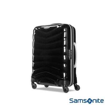 Samsonite-新秀麗-20吋-Firelite極限-Curv材質硬殼登機箱-碳黑