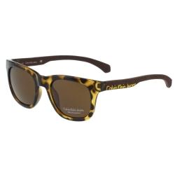 Calvin Klein- 時尚太陽眼鏡(豹紋)