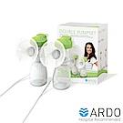 【ARDO安朵】瑞士吸乳器配件DOUBLE PUMPSET 雙邊升級瓶組