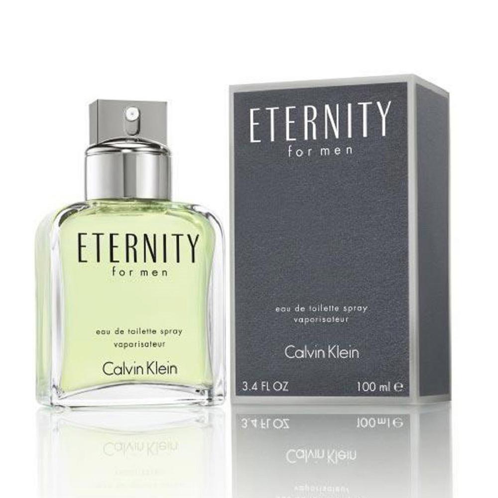 Calvin Klein CK Eternity 永恆男性淡香水100ml