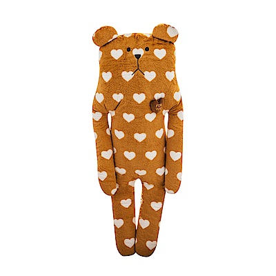 CRAFTHOLIC 宇宙人 愛情獵人熊大抱枕