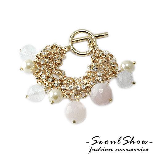 【Seoul Show】繽紛樂園 奧地利水晶手鍊