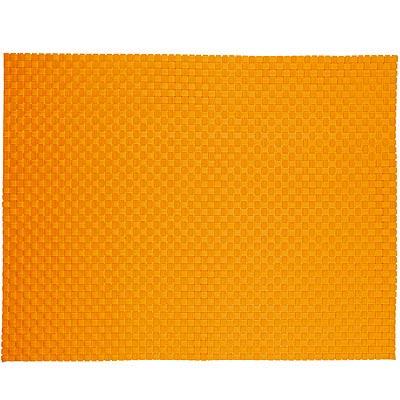 ZONE 十字編織餐墊(橘)