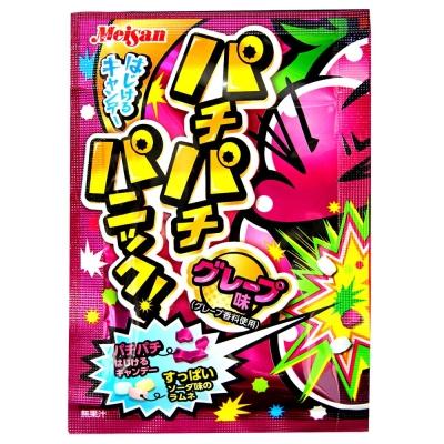 明治 汽水跳跳糖-葡萄(5g)