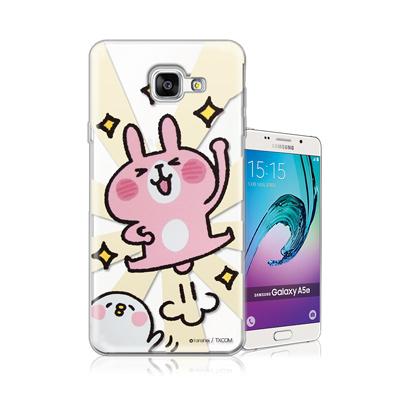 官方授權卡娜赫拉Samsung Galaxy A5 (2016)透明彩繪手機殼(...