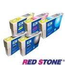 RED STONE for EPSON 82N墨水匣(二黑三彩)優惠組