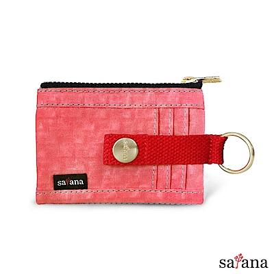 satana - 繽紛卡片夾/零錢包 - 歡喜玫瑰