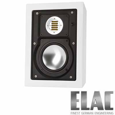 ELAC德國精品壁掛式揚聲器(WS 1235)-對