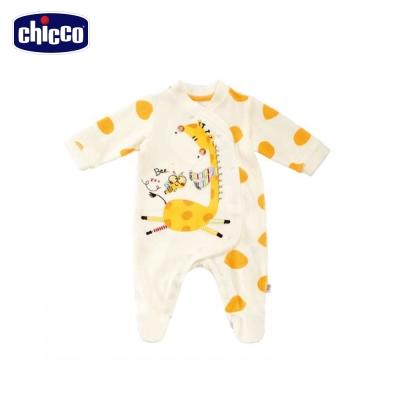 chicco動物-前側開長袖兔裝-長頸鹿(3個月-18個月)