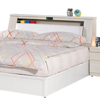 愛比家具 絲緹6尺雙人加大床頭箱