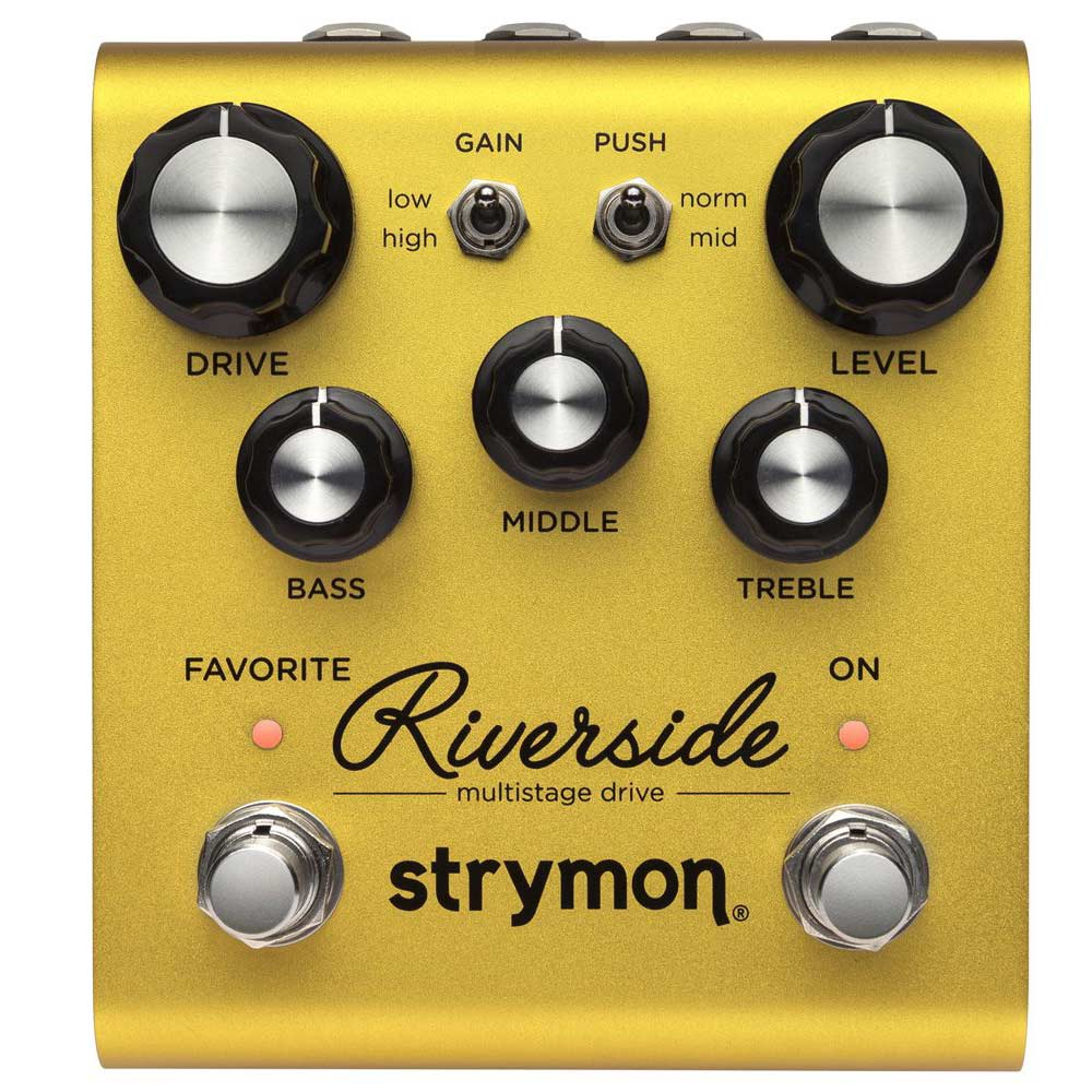 STRYMON Riverside 效果器