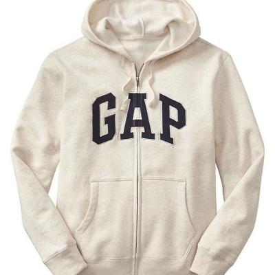 GAP 男生 外套 白色 0362