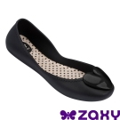 Zaxy 巴西-女 START ROMANCE 甜心娃娃鞋 (黑)