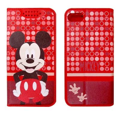 迪士尼正版授權 iPhone 8/iPhone 7 普普風彩繪手機皮套(米奇)