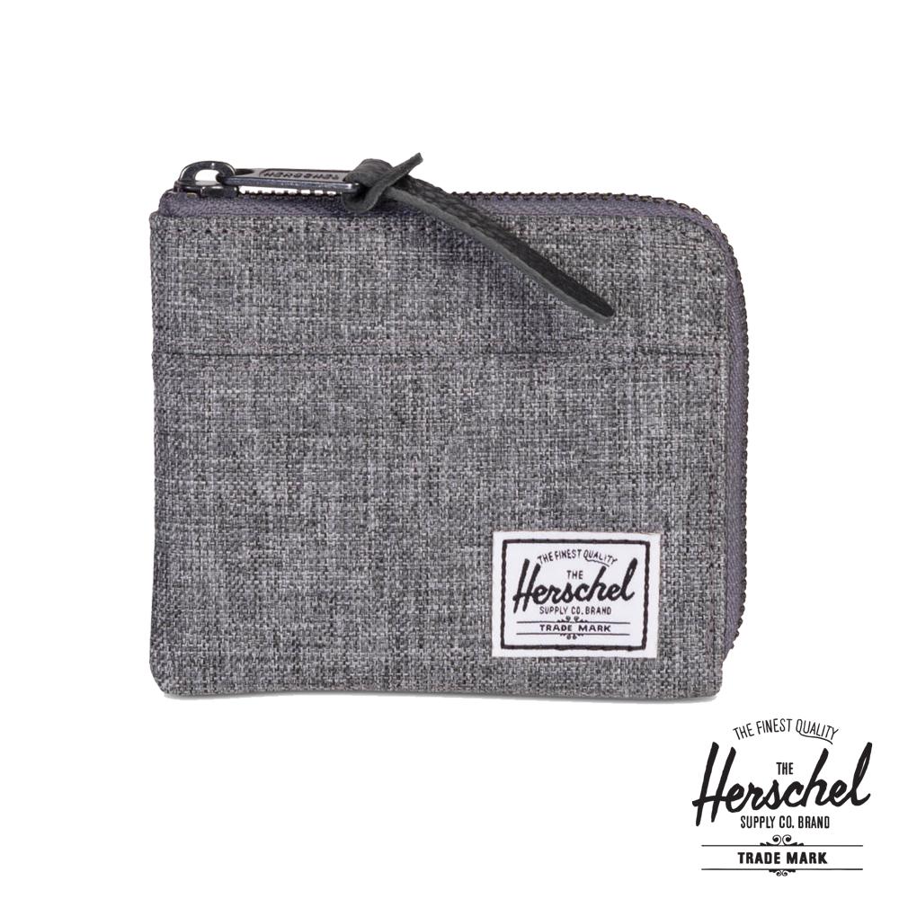 Herschel New Johnny 零錢包-麻灰色