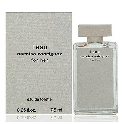 Narciso Rodriguez For Her 同名淡香水 7.5ml