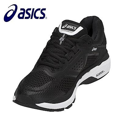 Asics 亞瑟士 GT-2000 6 女慢跑鞋 T855N-9001